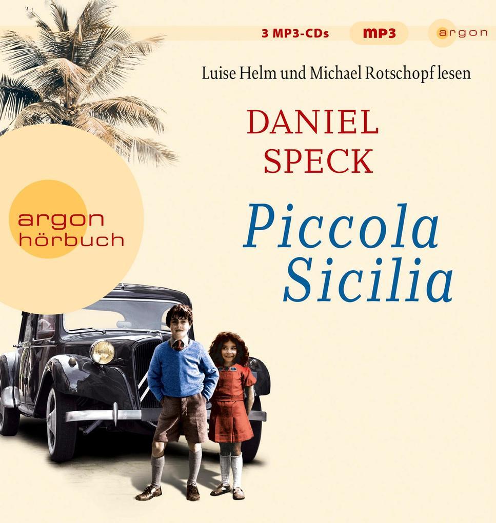 Piccola Sicilia als Hörbuch