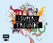 Superfreunde - Das Freundebuch