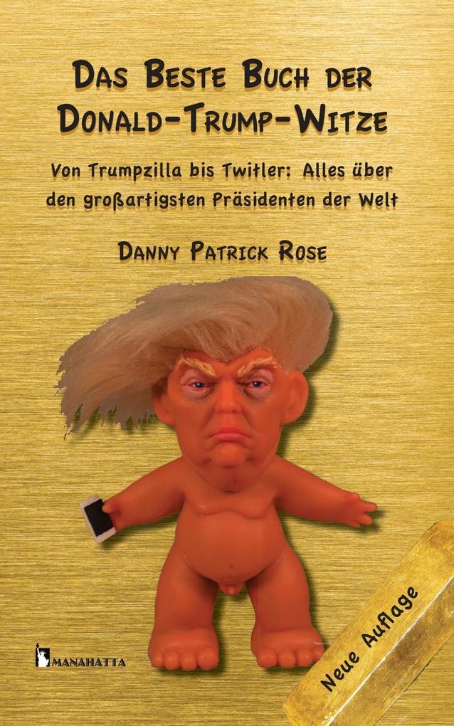Das Beste Buch der Donald Trump-Witze als Tasch...