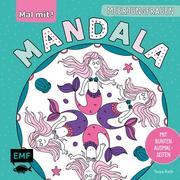 Mal mit! Mandala - Meerjungfrauen