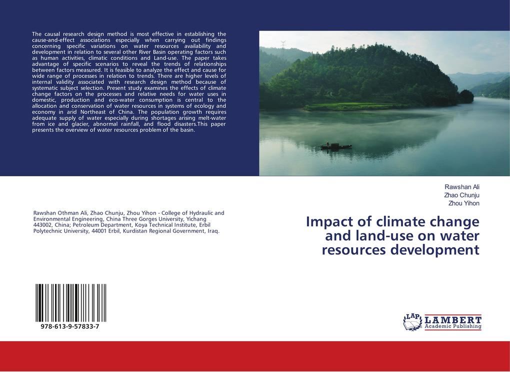 impact of climate change on water Climate models have estimated the strength of water vapor feedback, but until now the record of water vapor data was not sophisticated enough to provide a comprehensive view of at how water vapor responds to changes in earth's surface temperature.