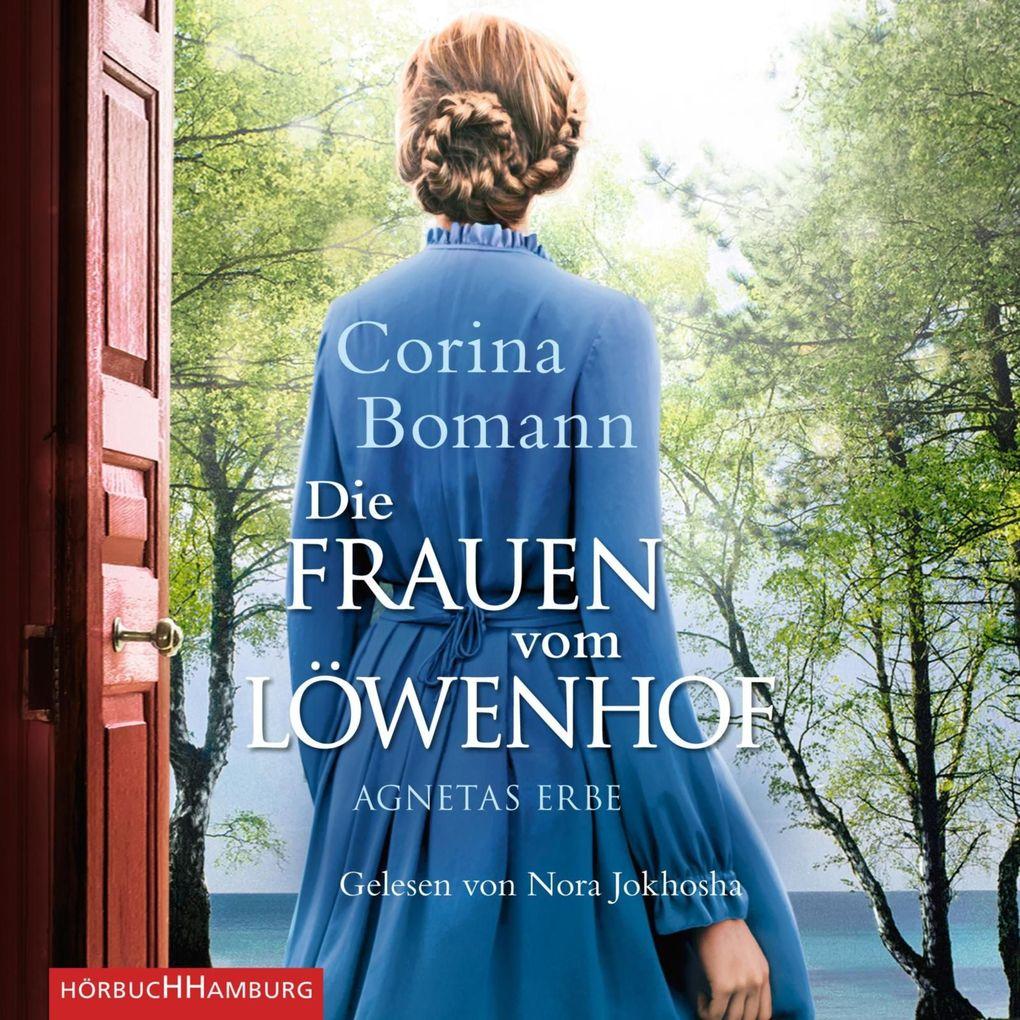 Die Frauen vom Löwenhof - Agnetas Erbe als Hörbuch Download