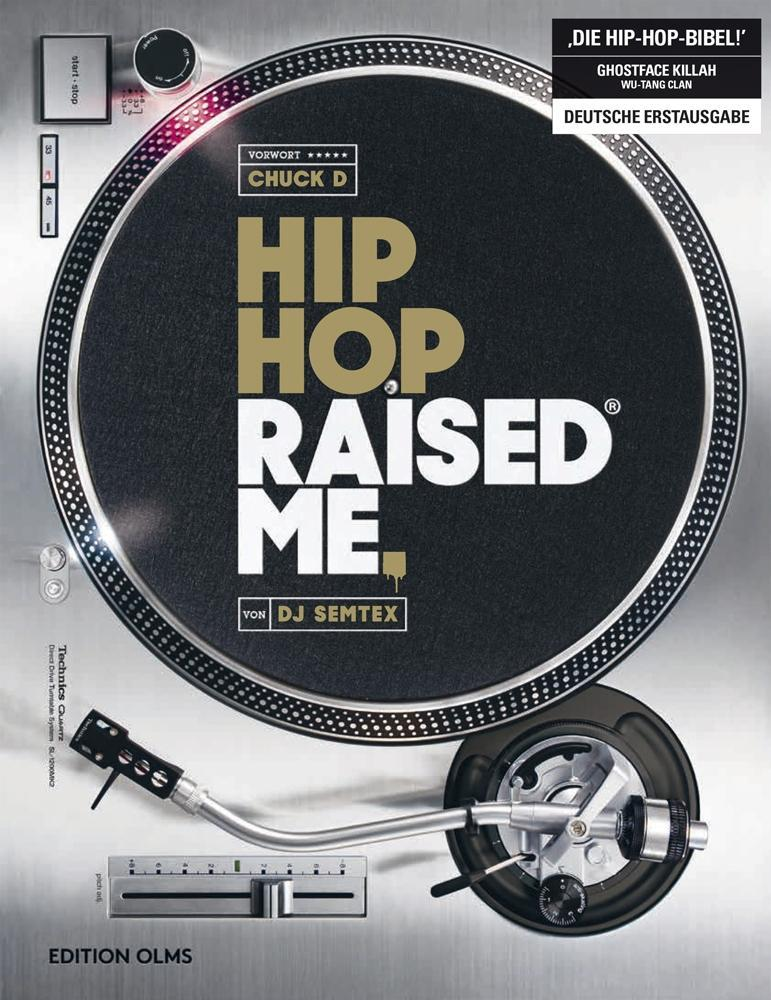 Hip Hop Raised Me als Buch