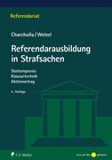 Referendarausbildung in Strafsachen