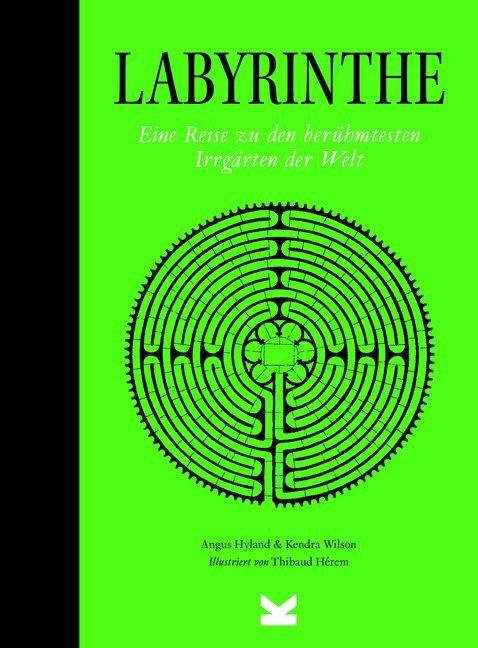 Labyrinthe als Buch (gebunden)