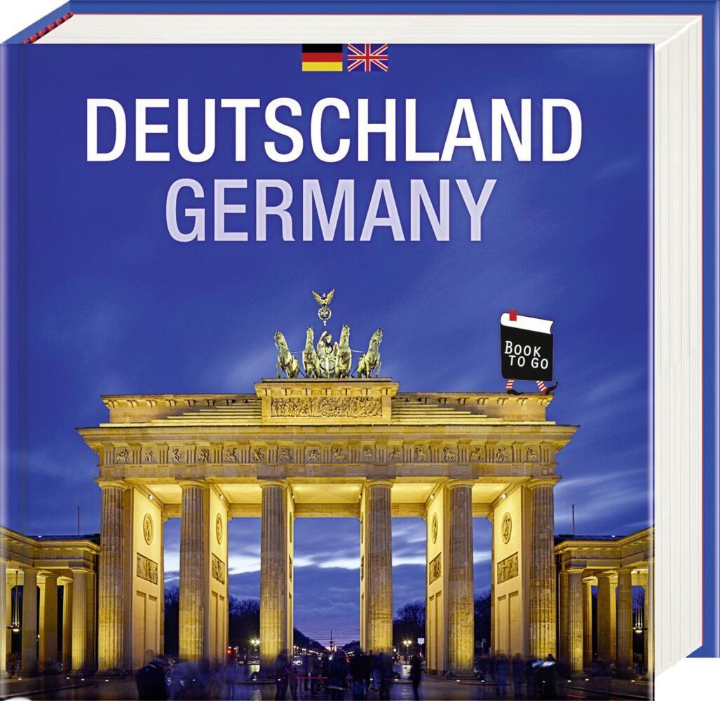 Deutschland/Germany als Buch von