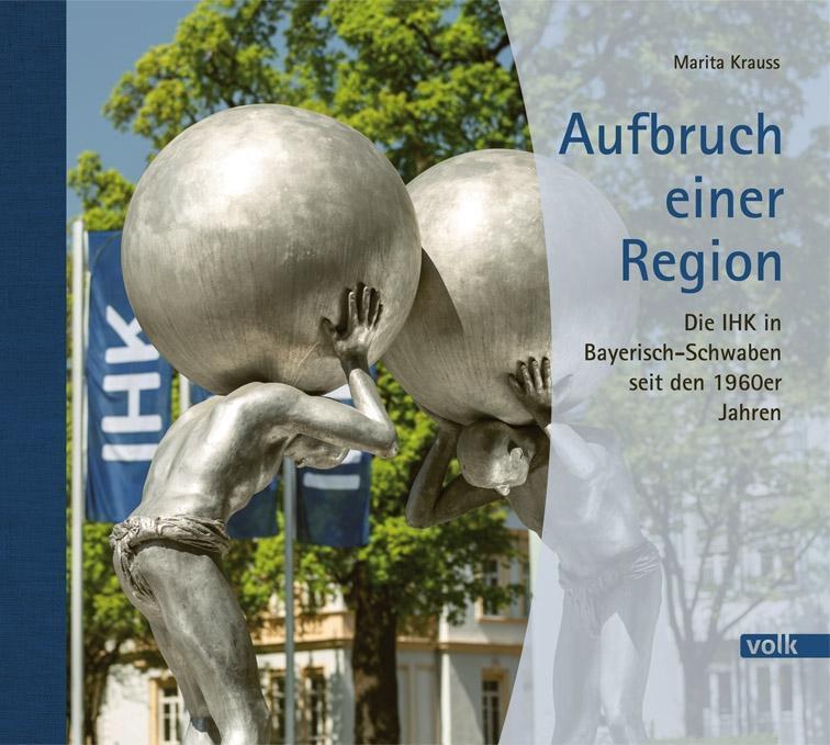 Aufbruch einer Region als Buch von Marita Krauss
