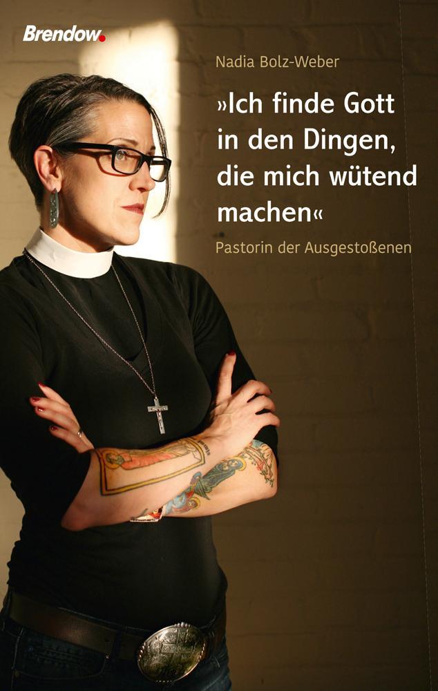 """""""Ich finde Gott in den Dingen, die mich wütend machen"""" als Buch (gebunden)"""