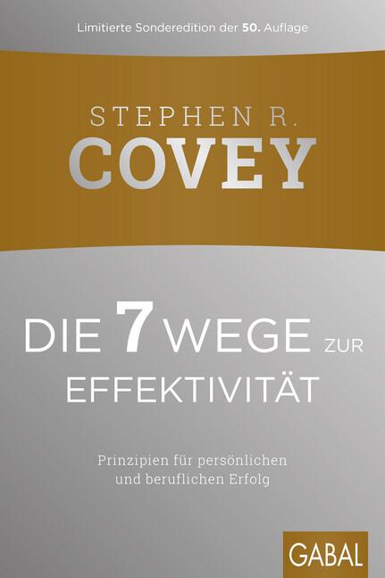 Die 7 Wege zur Effektivität als Buch