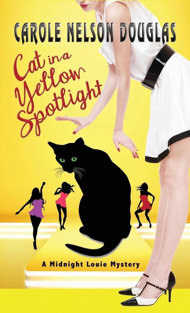 Cat in a Yellow Spotlight als Buch von Carole N...
