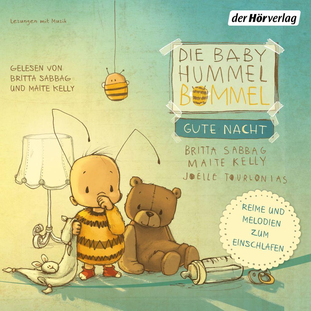 Die Baby Hummel Bommel - Gute Nacht als Hörbuch Download