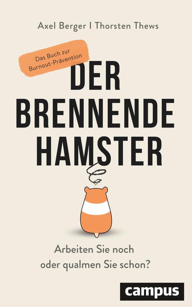 Der brennende Hamster als Buch