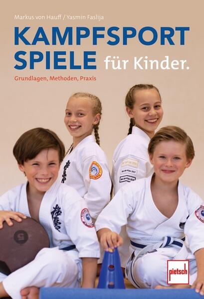 Kampfsportspiele für Kinder als Buch