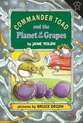 Commander Toad and the Planet of the Grapes