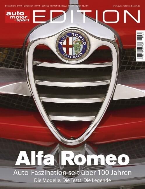 auto motor und sport Edition - Faszination Alfa...