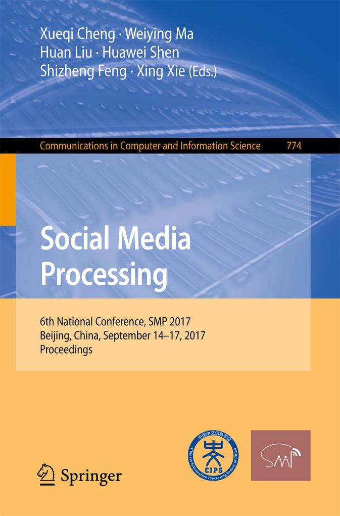 Social Media Processing als eBook Download von