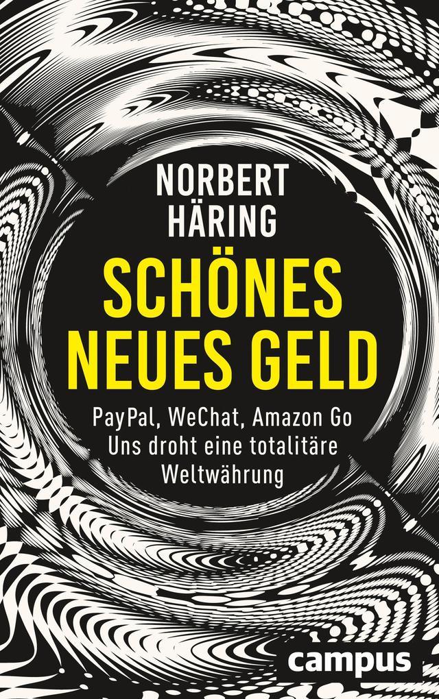 Schönes neues Geld als Buch