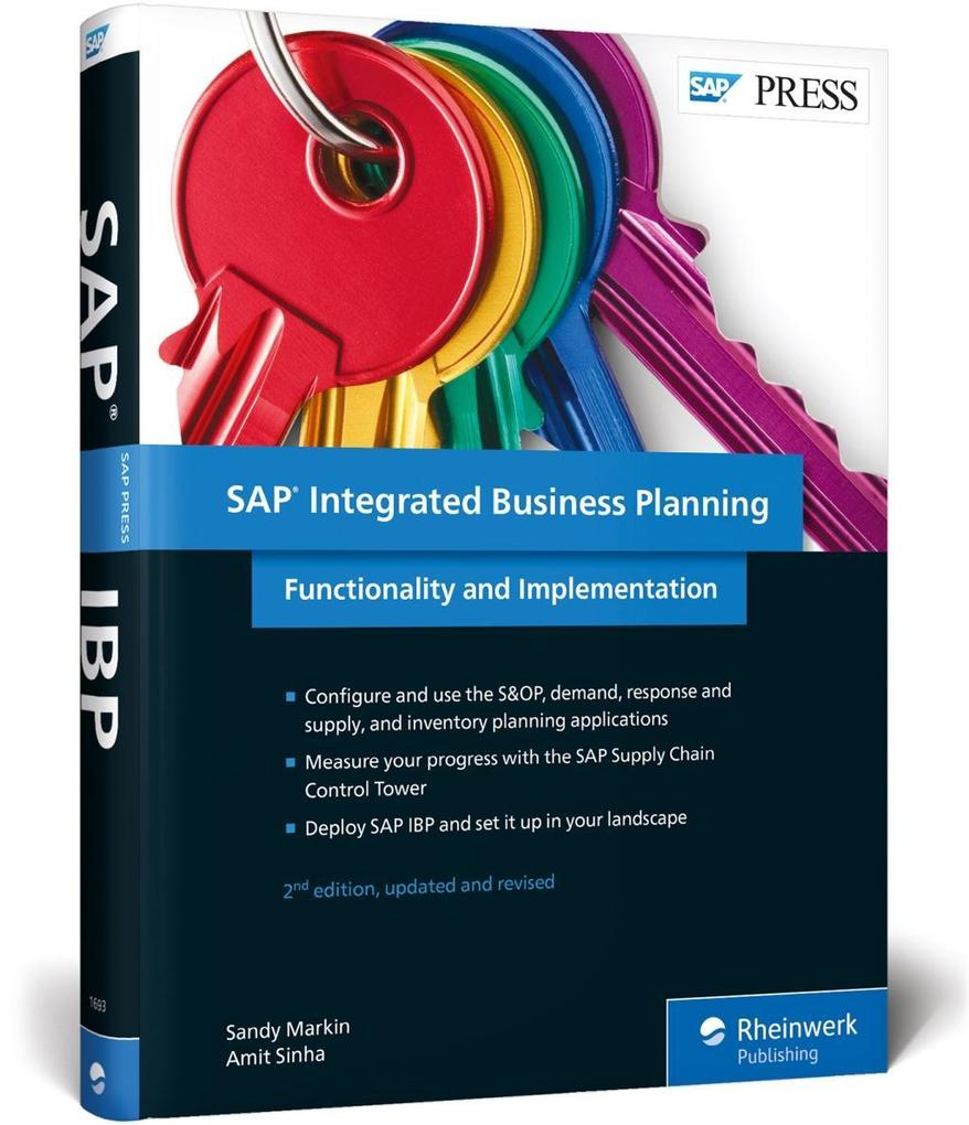 SAP Integrated Business Planning als Buch von S...