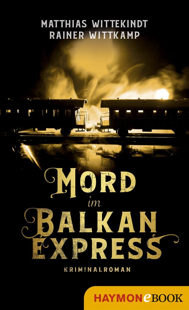 Mord im Balkanexpress als eBook