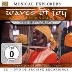 Musical Explorers-Waves Of Joy-Bauls Of Bengal