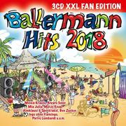 Ballermann Hits 2018 (XXL Fan Edition). 3 CDs