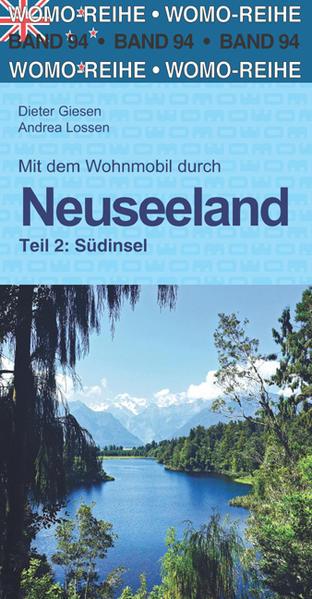 Neuseeland - Süd als Buch von Dieter Giesen, An...