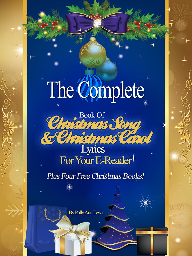 The Complete Book Of Christmas Song And Christm...