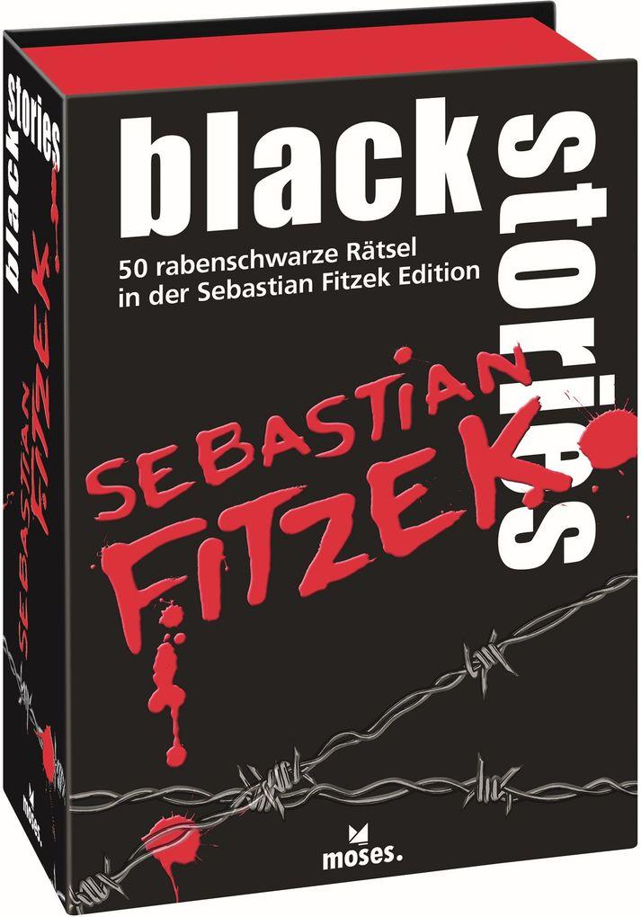 black stories Sebastian Fitzek Edition als Spielwaren