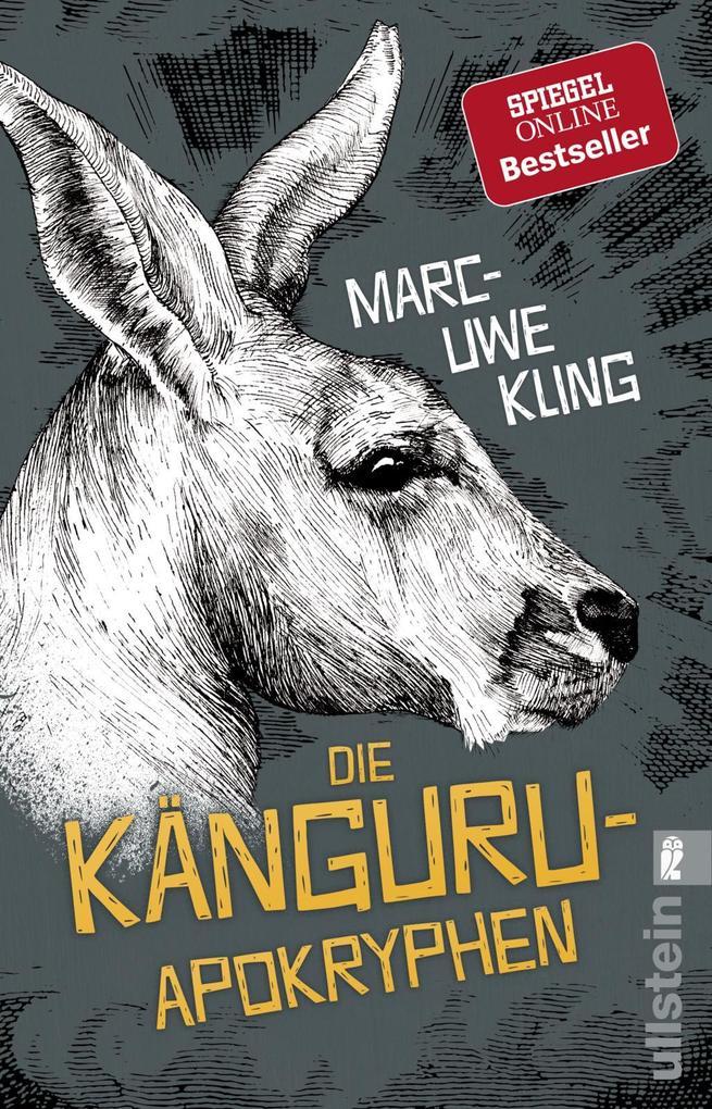 Die Känguru-Apokryphen als Taschenbuch