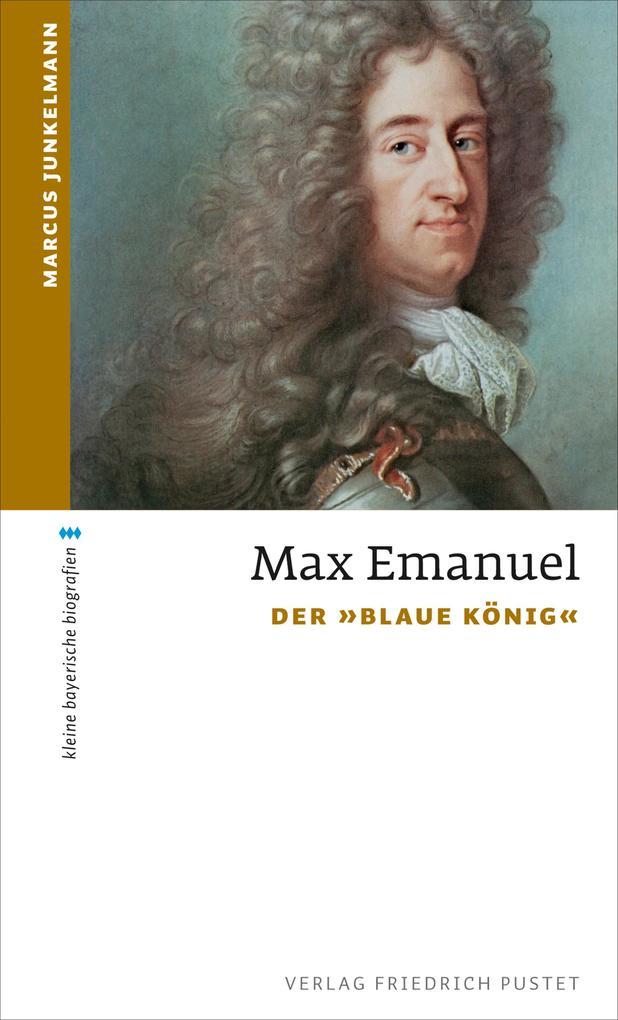 Max Emanuel als Buch