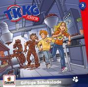 TKKG Junior 03. Giftige Schokolade
