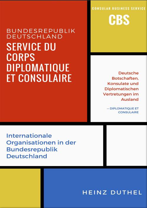 Service du Corps Diplomatique et Consulaire als eBook