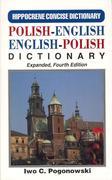 Polish-English / English-Polish Concise Dictionary (Expanded)