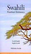 Swahili-English/English-Swahili Practical Dictionary
