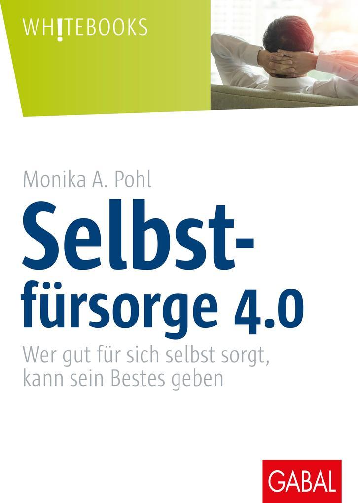 Selbstfürsorge 4.0 als eBook
