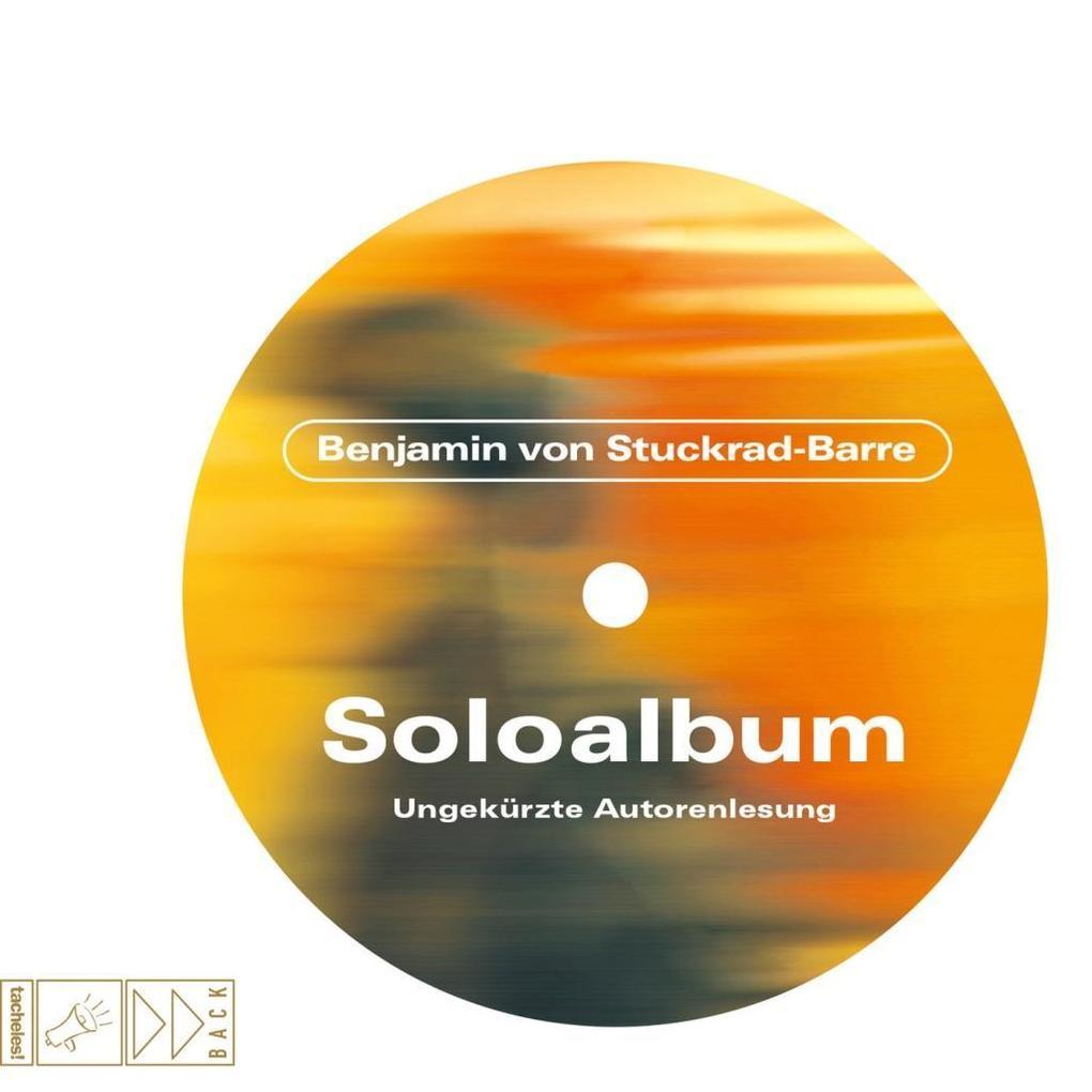 Soloalbum als Hörbuch