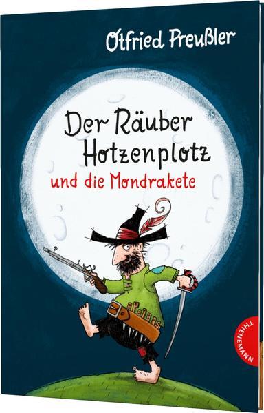 Der Räuber Hotzenplotz und die Mondrakete als Buch