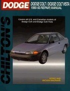 Chrysler Colt and Vista, 1990-93 Dodge Colt/Dodge Colt Vista