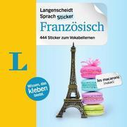 Langenscheidt SprachSticker Französisch - mit Fotos