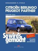 Citroën Berlingo & Peugeot Partner von 1996 bis 2010