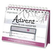 Adventskalender »Advent - mehr als wir erWARTEN«