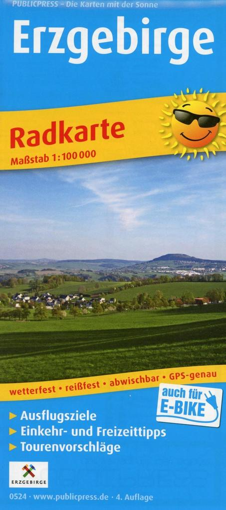 Erzgebirge als Buch von