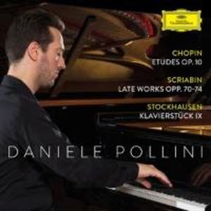 Chopin,Scriabin,Stockhausen