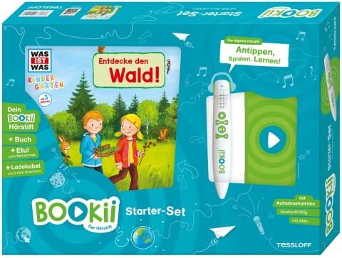 Bookii Starterset WAS IST WAS Kindergarten Entdecke den Wald! Buch + Hörstift als sonstige Artikel