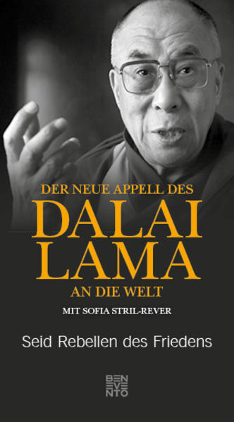Der neue Appell des Dalai Lama an die Welt als Buch