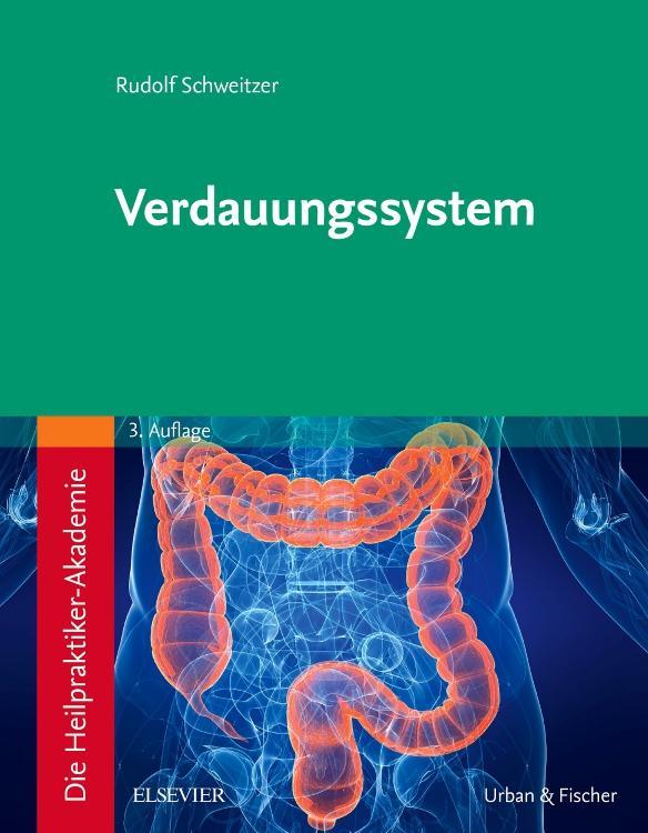 Die Heilpraktiker-Akademie. Verdauungssystem al...