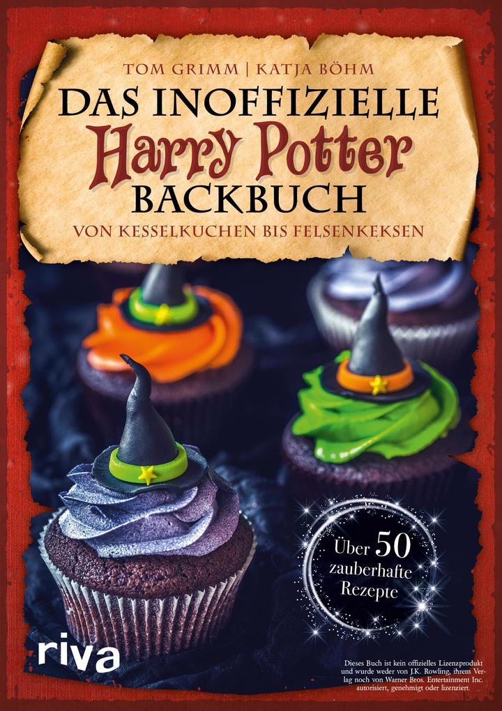 Das inoffizielle Harry-Potter-Backbuch als Buch