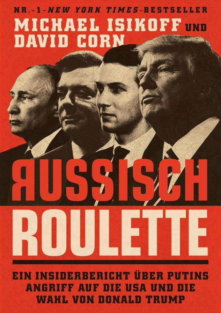Russisch Roulette als Buch