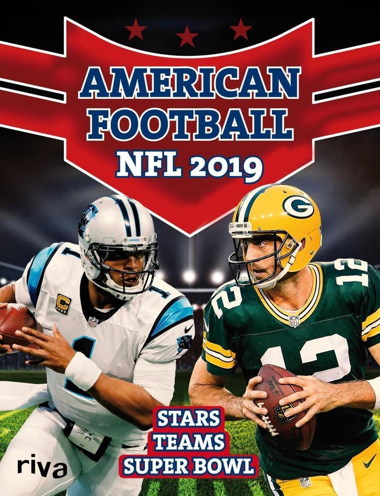 American Football: NFL 2019 als Buch