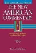 James, Volume 36: An Exegetical and Theological Exposition of Holy Scripture